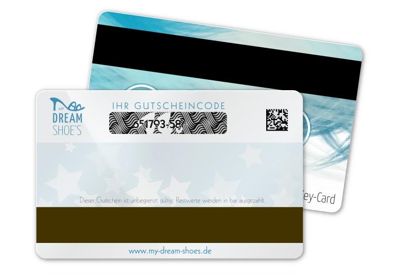 Magnetstreifenkarten als Gutschein oder Key-Card für Hotels