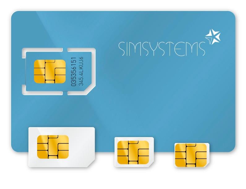 SIM Karten Formate, Micor-SIM, Mini-SIM, Nano-SIM