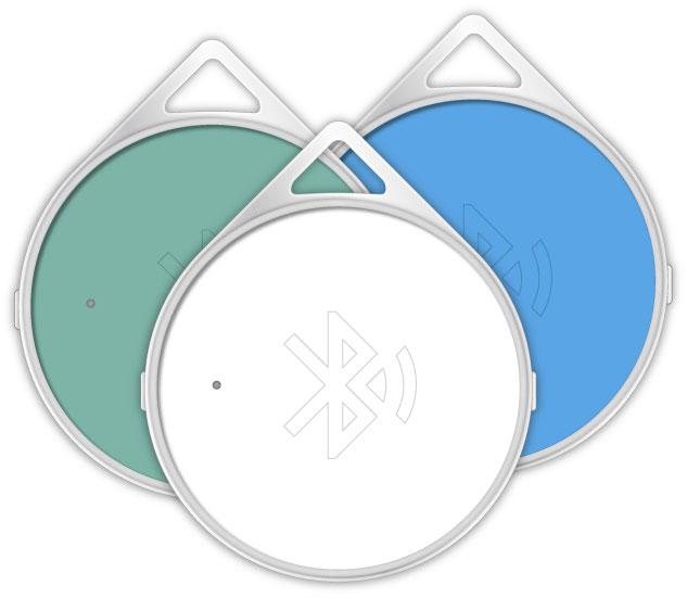 Grafik Beacons im Gehäuse