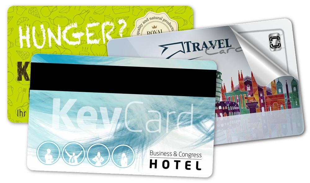 Souvenirkarten, Travel cards, Hotelkarten, Schlüsselkarten, Key-Cards
