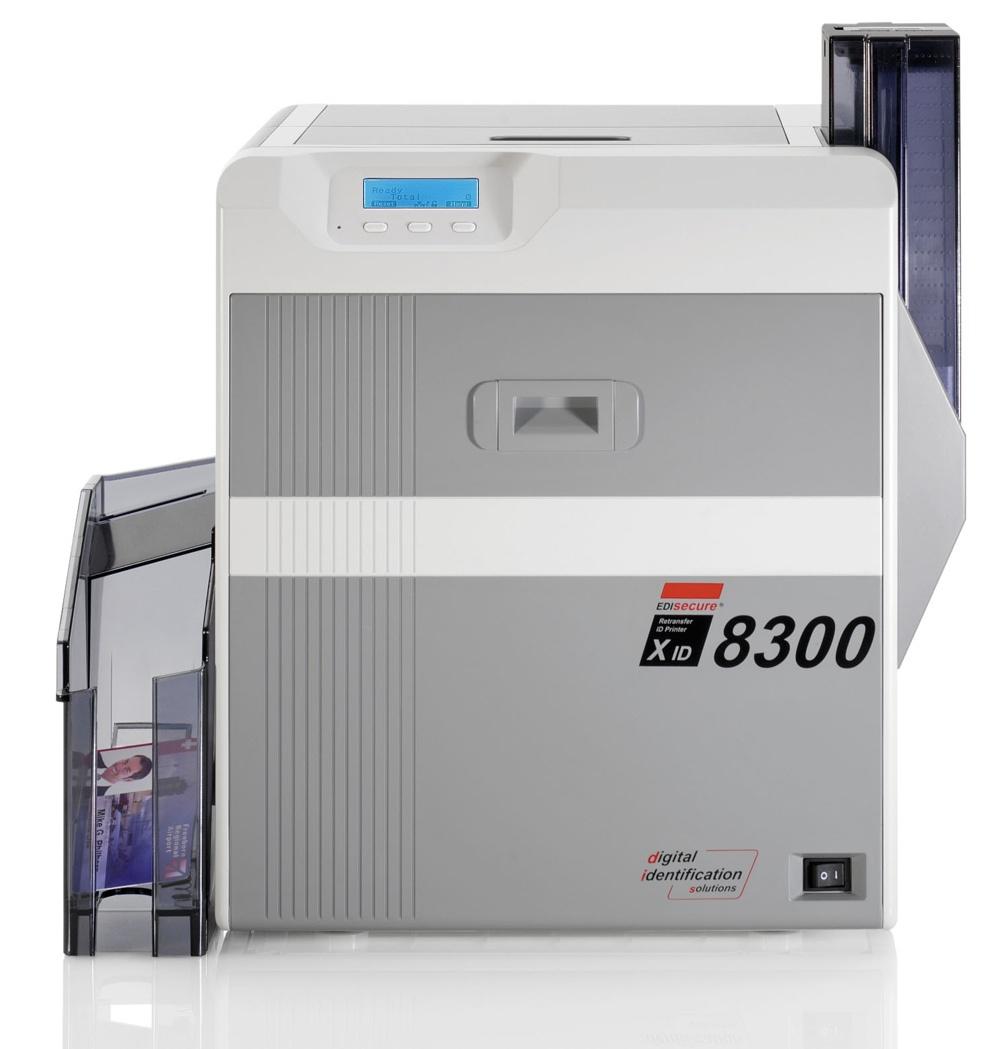 Kartendrucker XID 8300