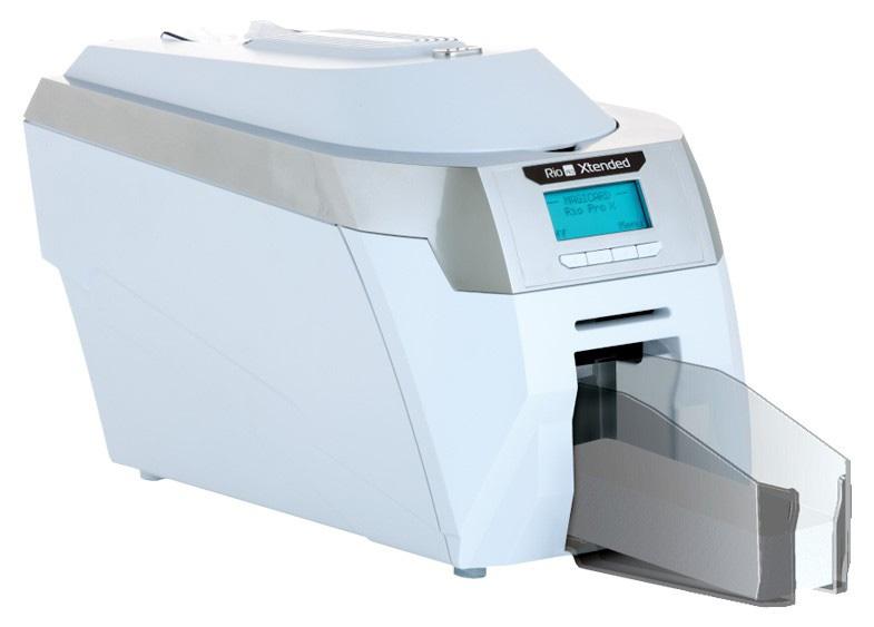 Kartendrucker Magicard Rio Pro Xtended
