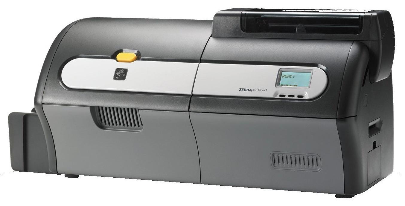 Kartendrucker Zebra Series 7
