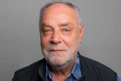 Portrait Frank Hertel Plasticard-ZFT