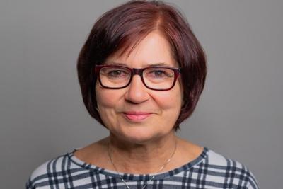 Portrait Ilka Kastner Plasticard-ZFT
