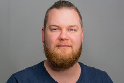 Portrait Maik Karwinski Plasticard-ZFT