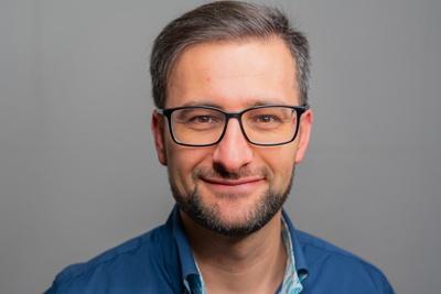 Portrait Matthias Schneider Plasticard-ZFT